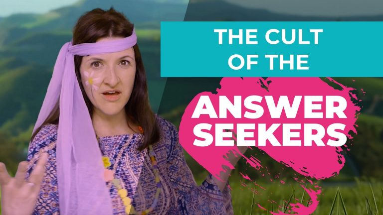 The Cult of the Answer Seekers