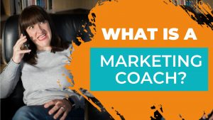 What is a marketing coach?
