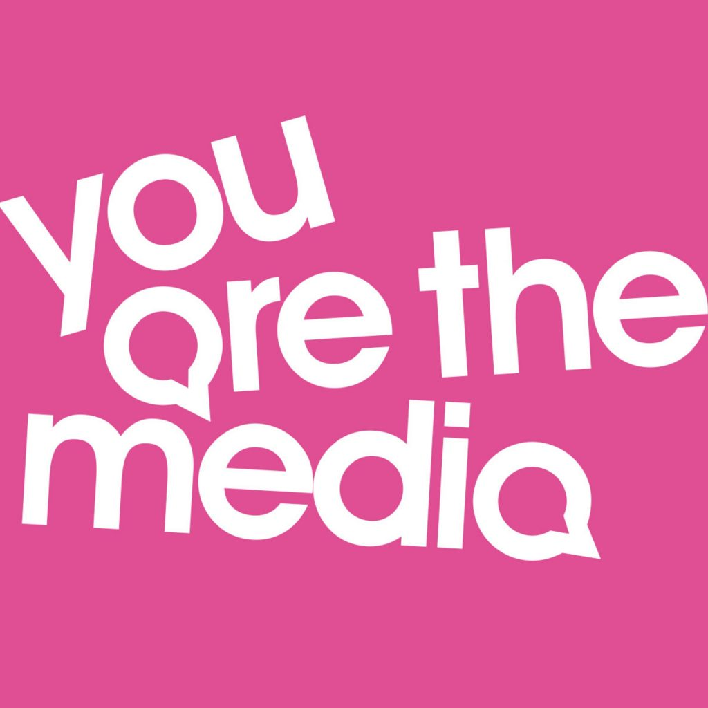 You Are The Media logo